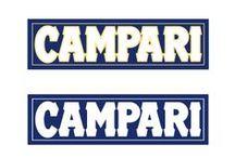 Marchio Campari / Storia ed evoluzione del marchio Campari.