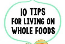 || HEALTHY FOOD TIPS || / Healthy plant-based food tips.