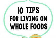 || HEALTHY FOOD TIPS || / Healthy plant-based food tips.