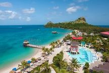 Travel Saint Lucia