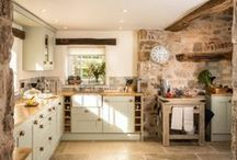 Classic Kitchen Insperation
