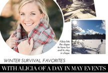 As Seen In... / A Day in May Events is honored to be featured in the top wedding publications both in print and online. We were named a Top Planner by Martha Stewart Weddings and have received The Knot Best of honor in Michigan.