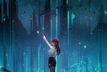 Anime Wallpaper/Landscape