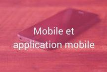 Mobile et application mobile