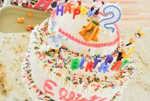 Mickey Mouse Birthday - Ellie's 2nd / Mickey Mouse birthday party inspiration