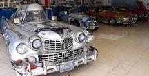 """Museo del Automóvil Campechano """"José Ham Gunam"""" / #ExploraCampeche #EsteEsCampecheSeñores   Don José Ham Gunam, un campechano de raíces chinas y libanesas que posee un talento nato para diseñar y fabricar máquinas de ensueño. Conoce un poco de su historia y el museo que resguarda sus más preciados inventos y logros.  #Automóviles #Clásicos #Museos #Campeche #México"""