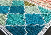 Βελονάκι: χαλιά, crochet carpets, rags