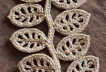 Βελονάκι: Ιρλανδική πλέξη irish crochet