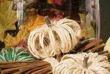 Κατασκευές: σχοινί σπάγκος σύρμα κλωστή νήμα / Ιδέες και κατασκευές από κλωστές, νήματα κάθε είδους, κορδόνια, σπάγκους, ψάθα, σύρμα κλπ