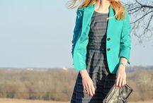blazer outfits / women's BLAZER outfit inspiration