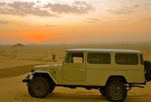 Overlanding / My work takes me all over the world shooting expedition travel.