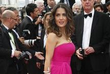 Petite women on the red carpet / A highlight of your favorite petite celebrities on the red carpet at award ceremonies