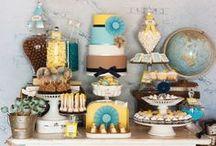 Birthday Party / by Senhora Inspiração! Blog
