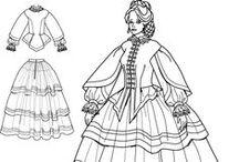 Corte  & Costura / Moldes & Modelos para reprodução com profissional capacitado.