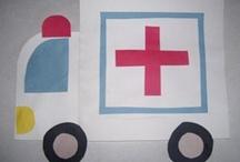 Thema: Ziekenhuis / Ziek zijn / by Juf Cecilia