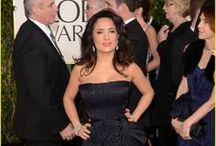 Petite celebs at Golden Globes 2013