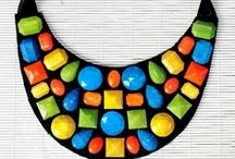 Handmade jewellery / Nice ideas, easy to make