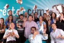 Oficinas Rastreator / Así es el día a día en nuestras oficinas de la Castellana (Madrid)