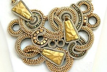 Soutache Jewellery / Surely little pieces of artwork