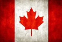 CANADIAN eh? / Oh Canada, Our home and native land / by Daryle Massen