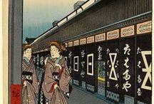 Hiroshige-Ando 名所江戸百景