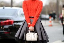 Paris Fashion 2014 / Paris street style 2014 fashion week