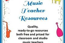 Misc. Music Teaching Tips / Things that aren't lesson plans but would still help when teaching music