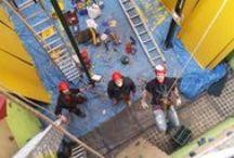 climbing wall re-ft