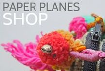 S H O P / Handmade purses, accessories and home decor from Northern Thailand - and hand picked just for you - available online from Paper Planes.