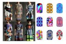 FN2G Nail Trends for 2014 / FN2G staff picks for ultimate 2014 nail art trends. #fn2g