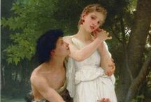 William Adolphe Bouguereau Artworks / The Artworks of one of my all time favorite Artists, William Adolphe Bouguereau.