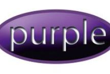 PURPLE People Eater 2 / Purples / by Daryle Massen