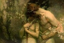 Alphonse Mucha: Muy Extraordinario / The Artworks I like best by Alphonse Mucha