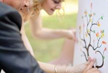 Wedding ideas / Fun and innovative ways for a wedding ceremony