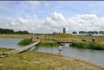 Groede Podium / Een verrassend groen speel- en infopark, direct achter de kust.