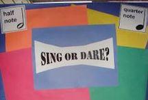 Choir / Things to do for teaching choir