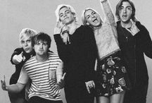 R5 <3 / This board is about one of the most AMAZING bands ever!!!! They're so funny and they ALWAYS make me laugh listen to their songs cuz they're awesome!! :) / by Alli Smith