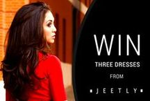 Jeetly Competitions / Take a look at our board dedicated to competitions to win shopping sprees, petite clothing and loads more from the Jeetly website.