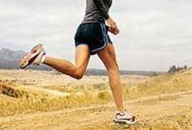 Hebrews 12:1 / Running