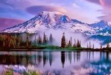 Water Falls / Mountains