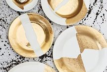 Table ware / Love these!