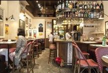 Pastis / The hippest and most authentic French bistro in Hong Kong. 65 Wyndham street, Central - 2537 5702