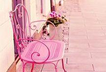 Pink / всё в розовом цвете
