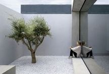 Outdoors, terraces and gardens