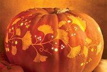Halloween ... favourite carved pumpkins