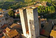 Things to do in San Gimignano - Tuscany and surrounds / The gorgeous town of San Gimignano is perfect for a getaway -A great base to explore Tuscany from
