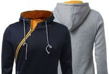 Men's Hoodies & Sweatshirt / Do you want to try a different style? How about take the hoodies have a try? martEnvy.com offers free shipping worldwide and a various of new men's hoodies at wholesale price. These men's hoodies with new design and high quality. With them, you will have a new look.