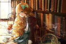 manga/disegni