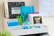 Work: Office Organization