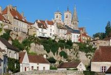 Burgundy France / This amazing region has so much for the traveller - wines, culture, food and scenery......